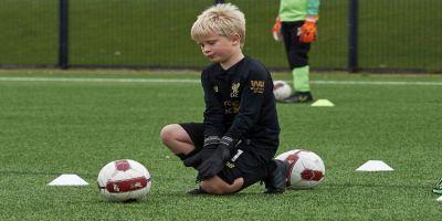 Book now: LFC Soccer Schools' goalkeeping course